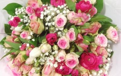 Notre gamme de bouquets fleurs plantes pour tous les budgets for Bouquet de fleurs pour 70 ans