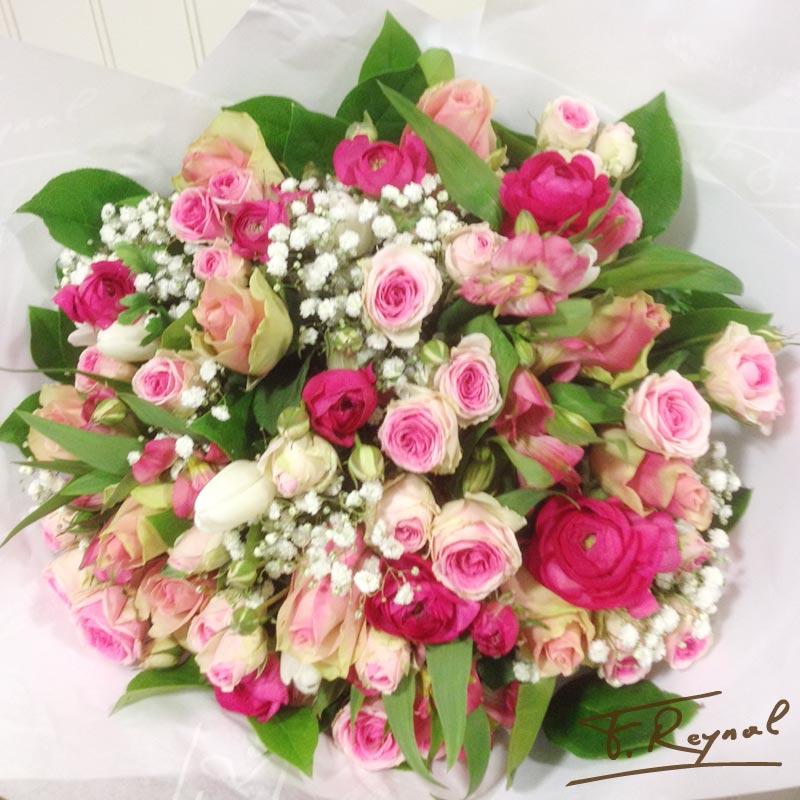 Notre gamme de bouquets fleurs plantes pour tous les budgets for Bouquet de fleurs 974