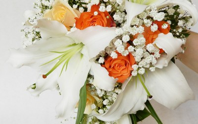 bouquet-mariee-orange-et-blanc
