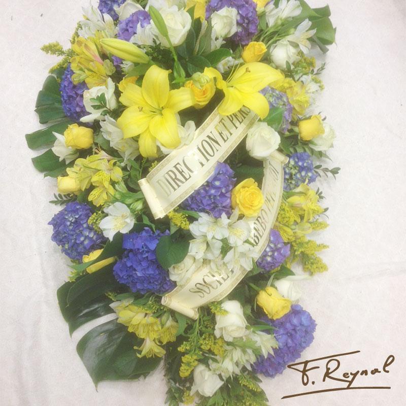 Dessus cercueil 28