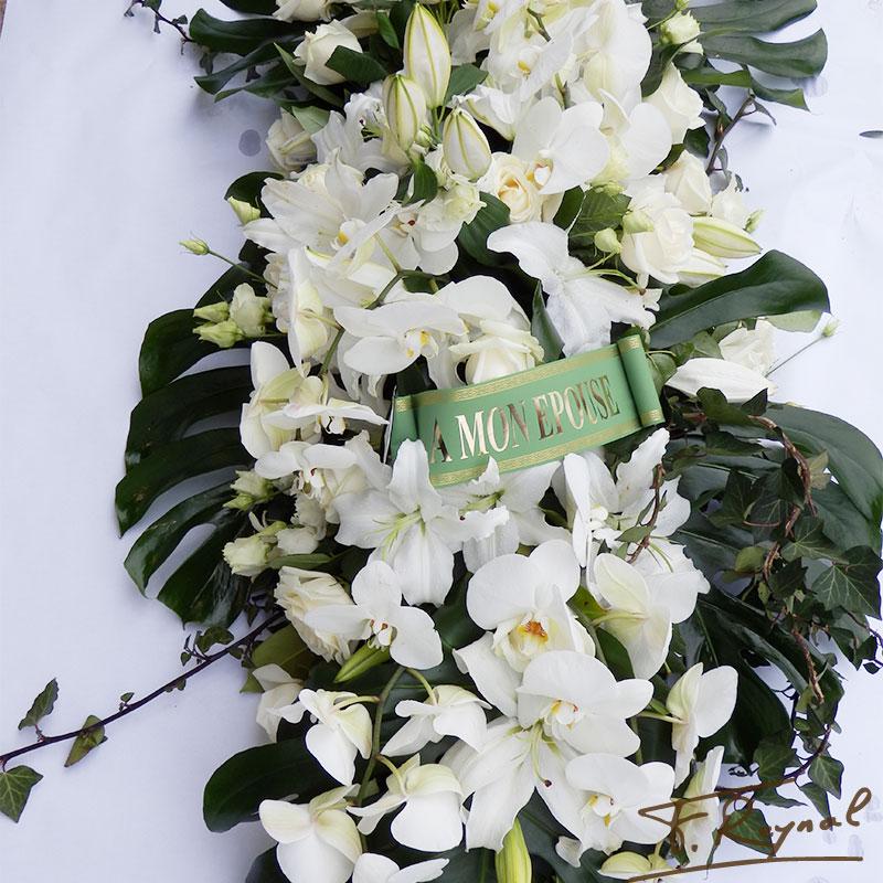 Dessus cercueil 25