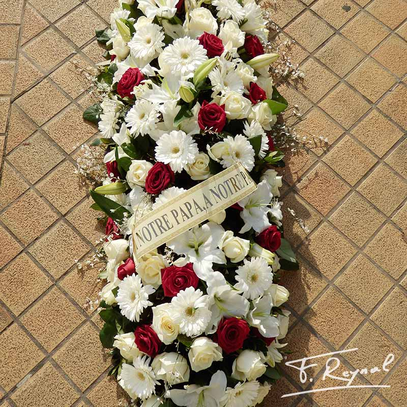 Dessus cercueil 15