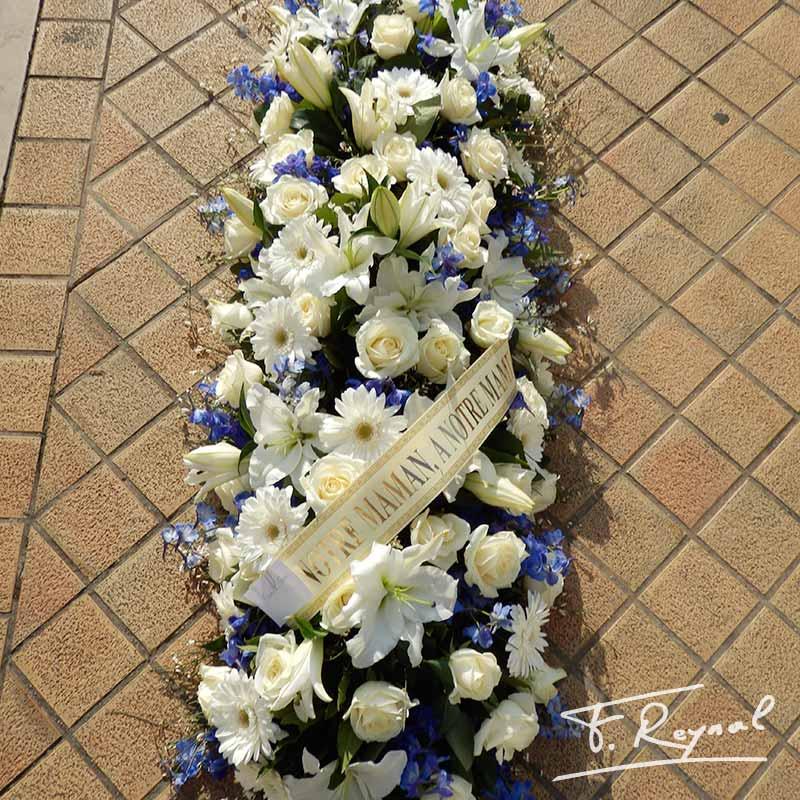Dessus cercueil 14