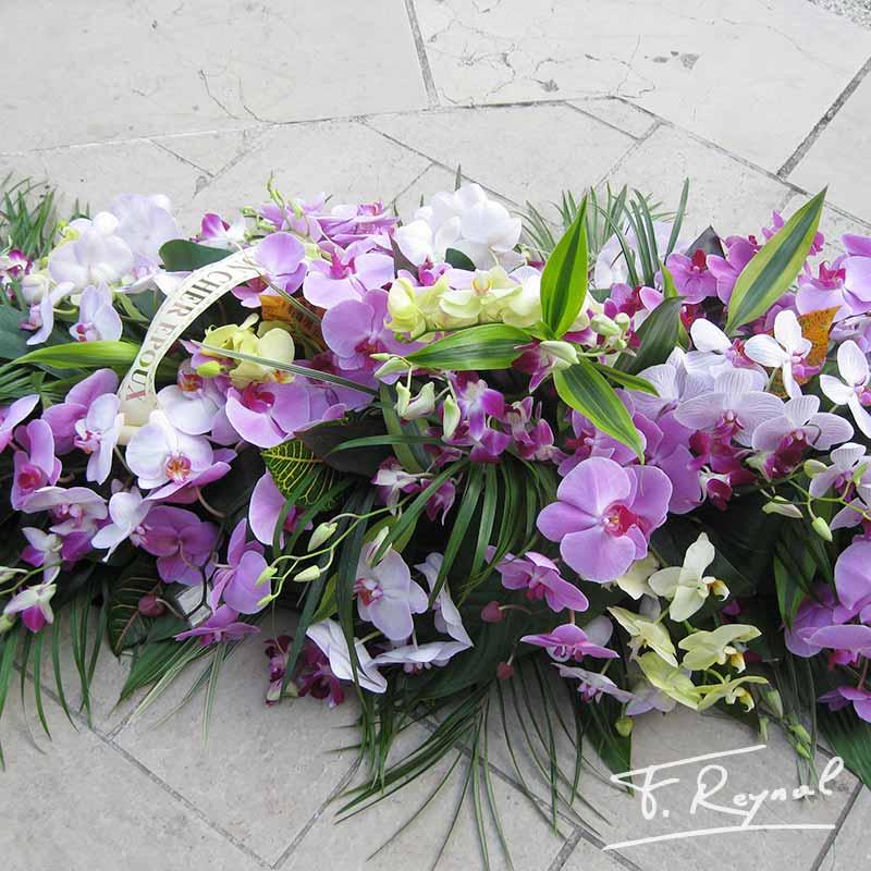 Dessus cercueil 10
