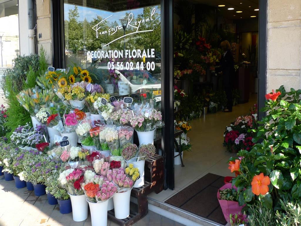 magasin fleurs bordeaux