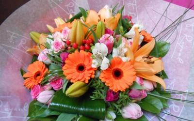 Offrez des fleurs pour Pâques