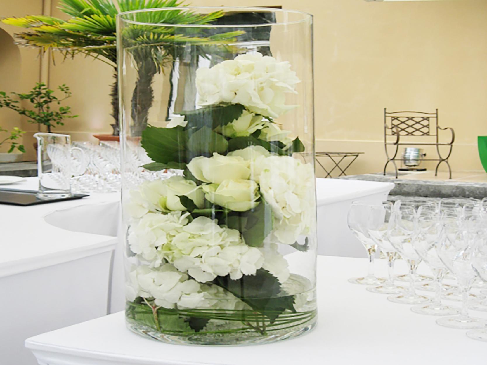 Une d coration florale pour un mariage la maison - Decoration florale maison ...