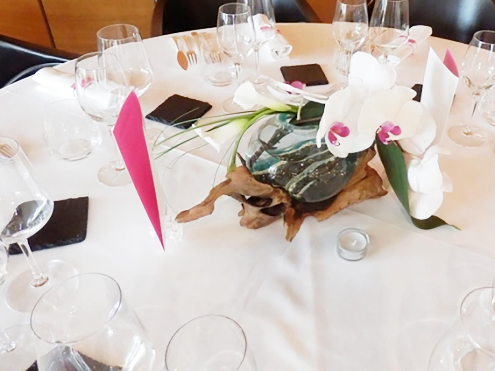 Centre de table mariage objets d co photo 1 pictures to pin on pinterest - Centre de table mariage ...
