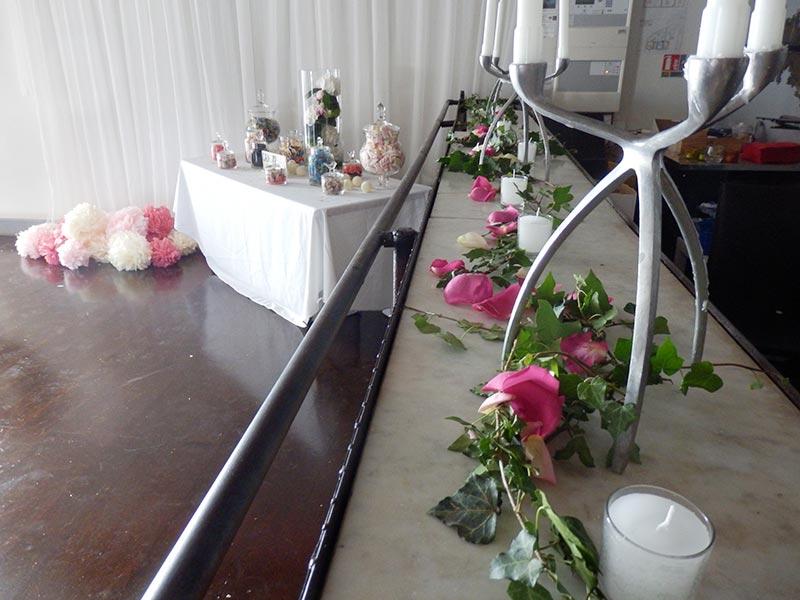 d coration florale mariage blog id es et d 39 inspiration sur le mariage. Black Bedroom Furniture Sets. Home Design Ideas