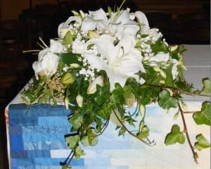 Composition Florale Ceremonie Mariage Fleuriste Bordeaux