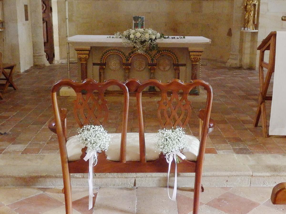 D coration florale mariage au ch teau la ligne - Deco florale pour mariage ...
