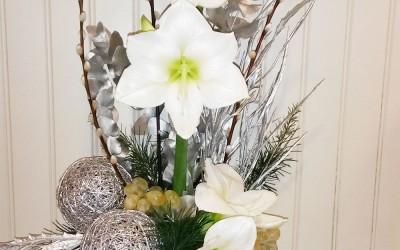 Votre décoration de table de Noël