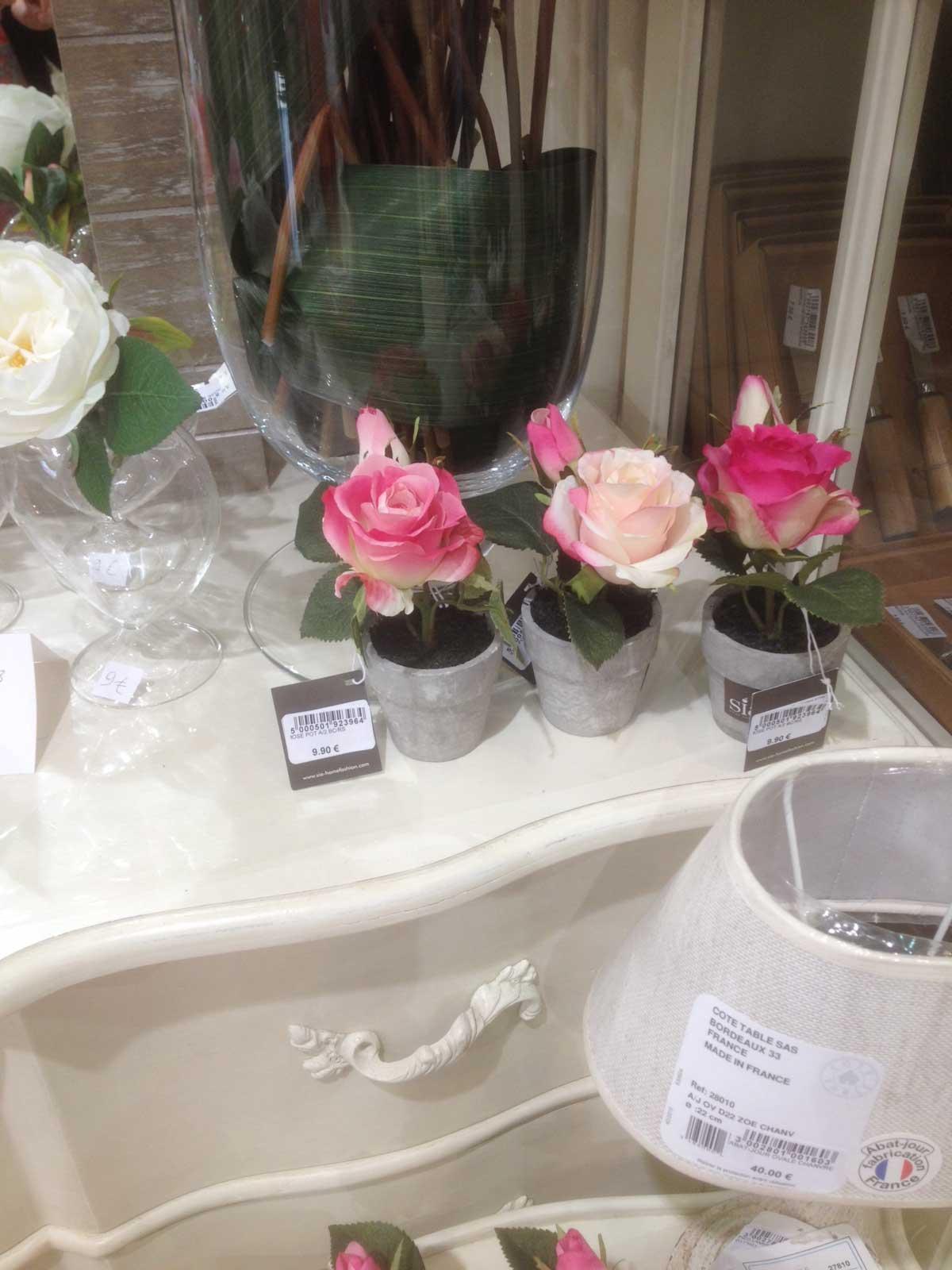fleurs sia soldes
