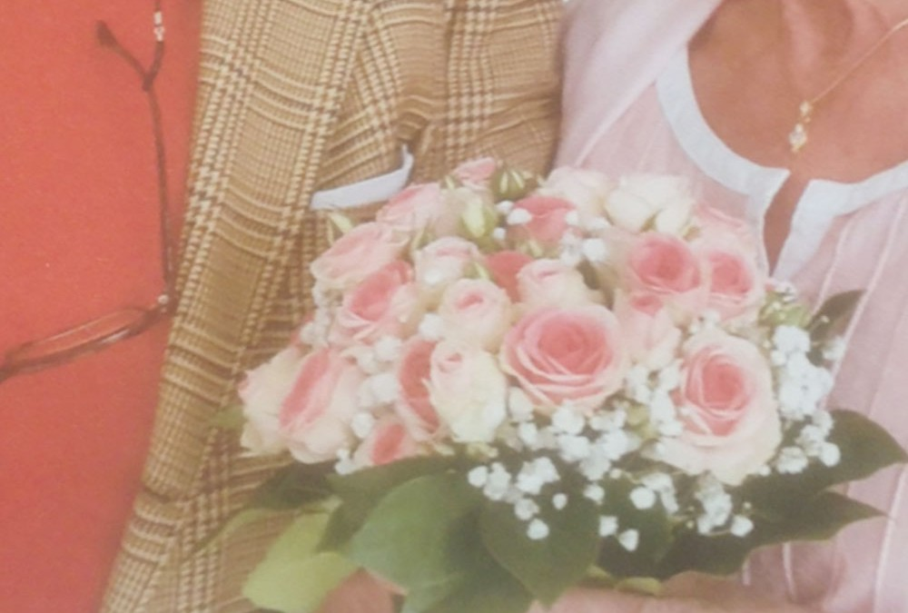 Un bel anniversaire de mariage !