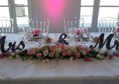 Un mariage au Château Larrivet Haut-Brion