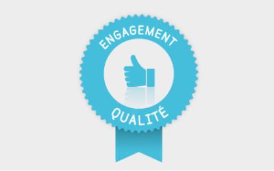 Notre engagement qualité