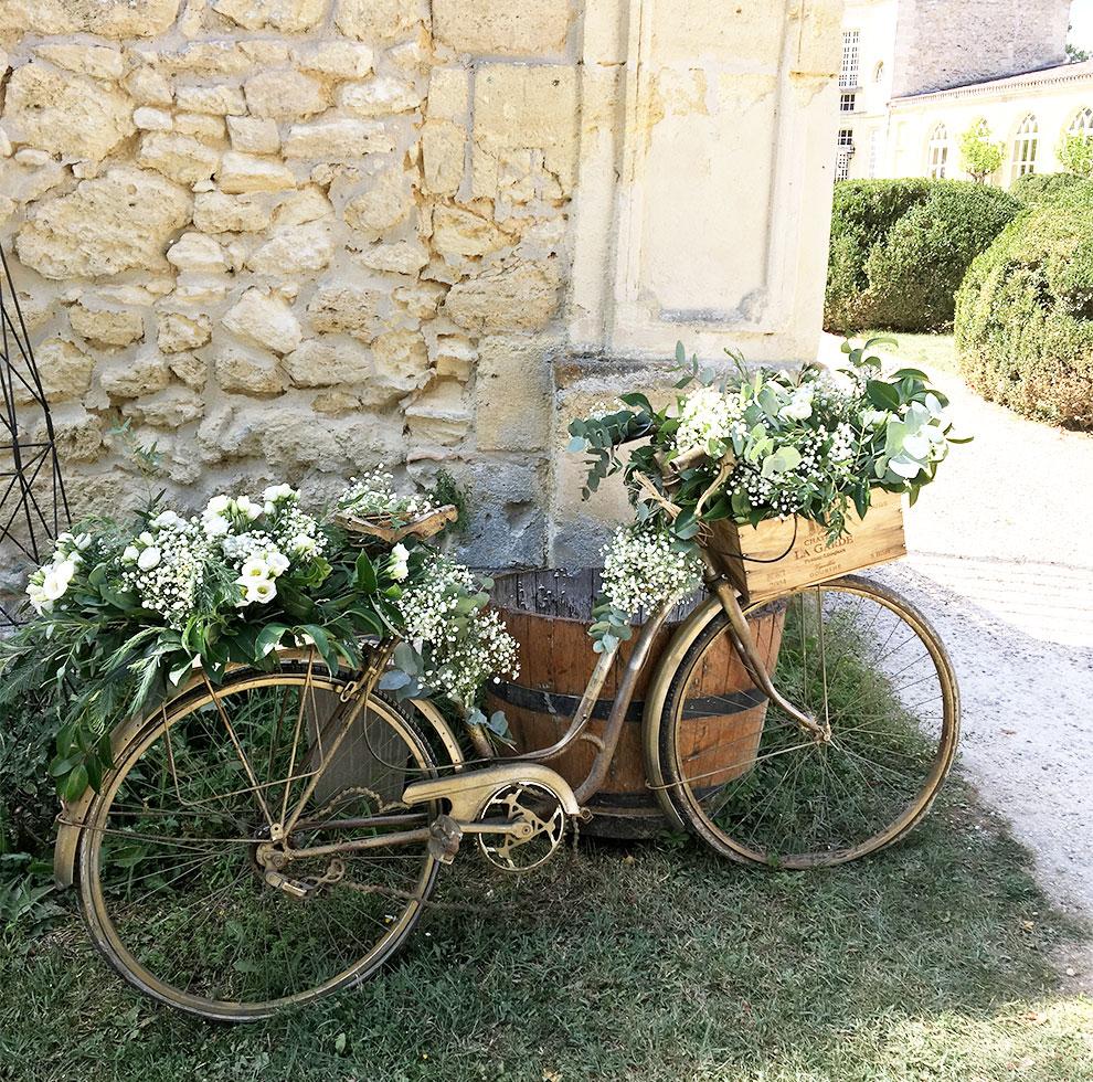 fleurs mariage bordeaux