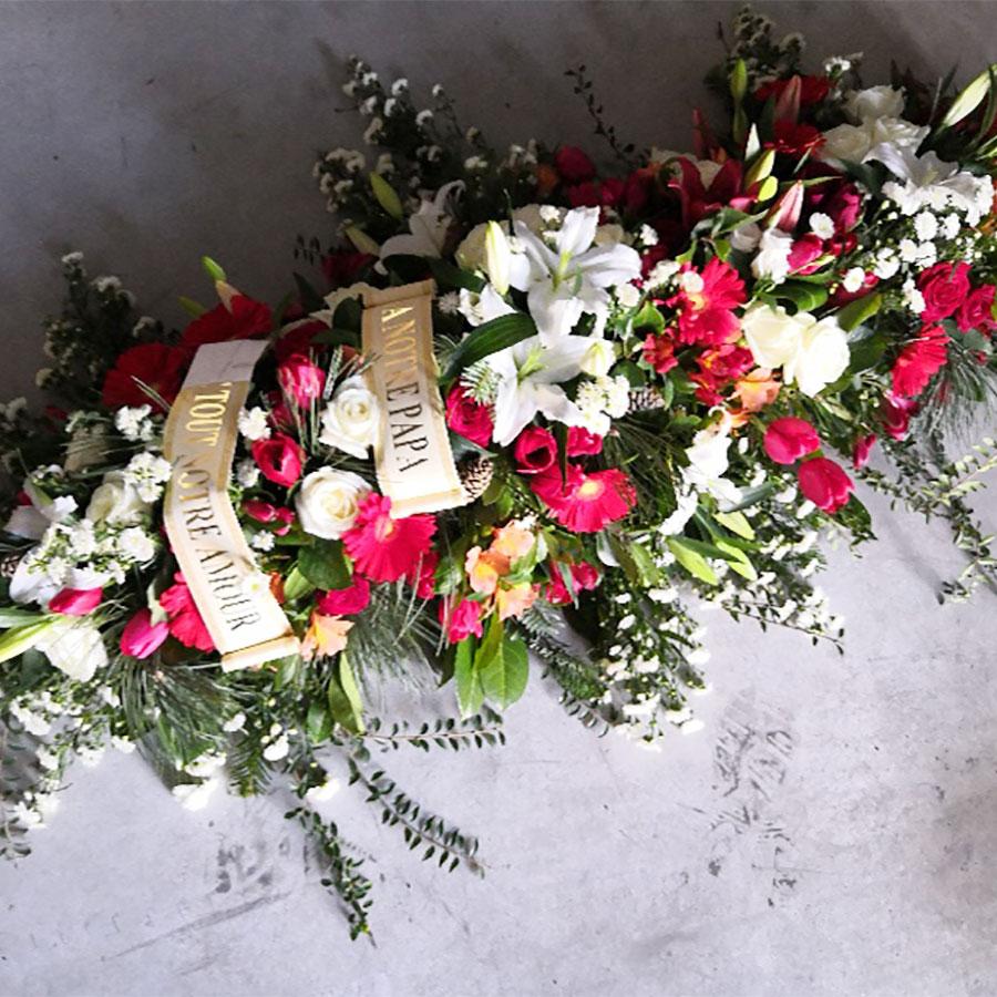 Dessus cercueil 57