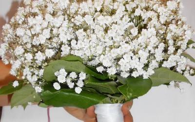 bouquet-mariee-gypsophile