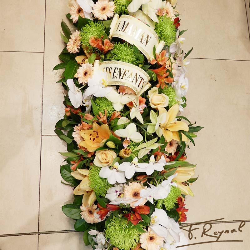 Dessus cercueil 16