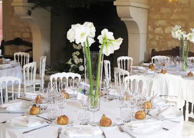 Un mariage au Château Giscours