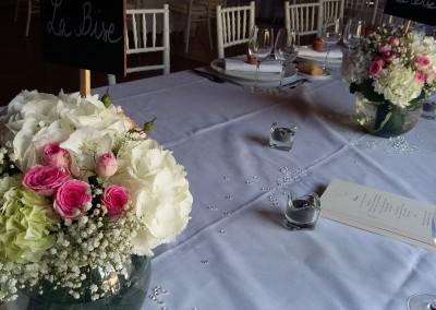 Un mariage au Château Goudichaud