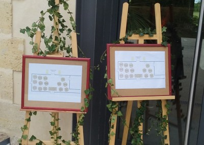 Un mariage au bord de la Garonne