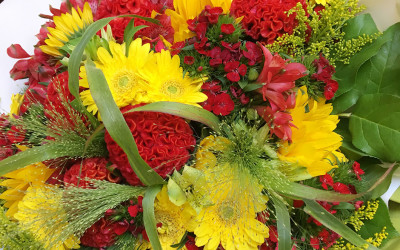 bouquet-rouge-et-jaune